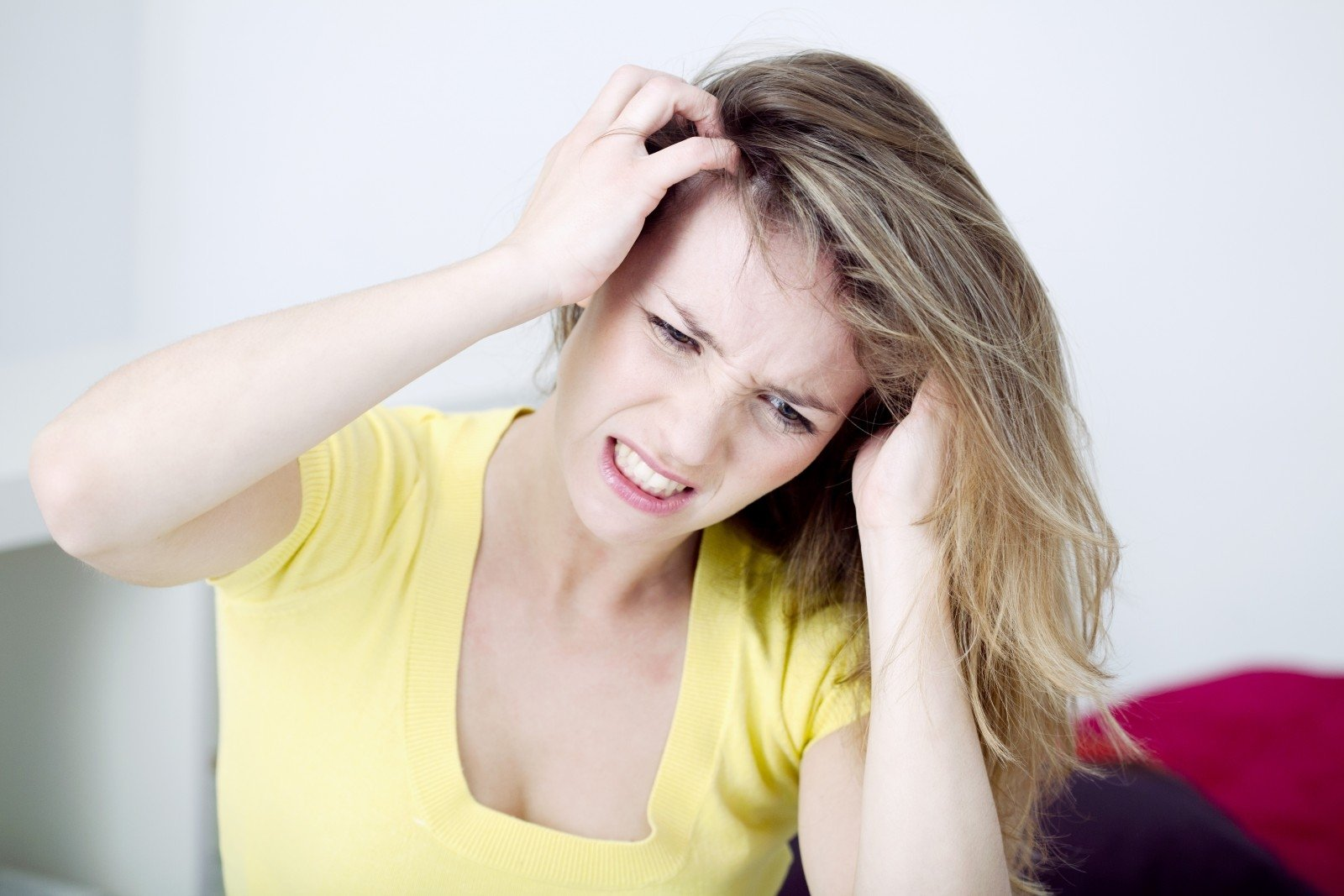 svorio kritimas ir galvos odos niežėjimas)