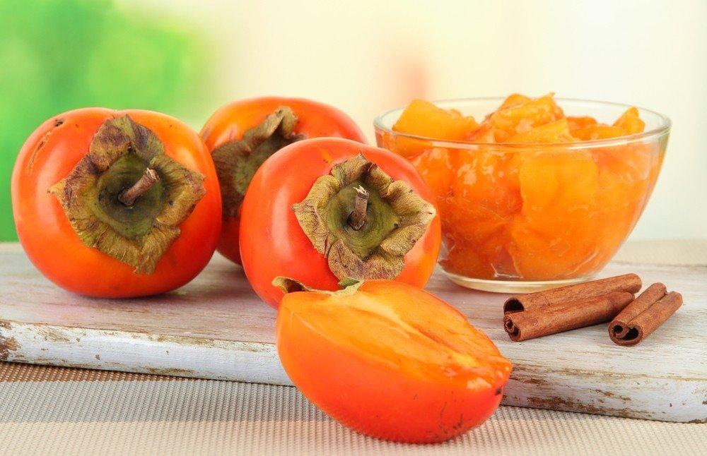 Kokie yra persimonai randami vitaminai ir mineralai