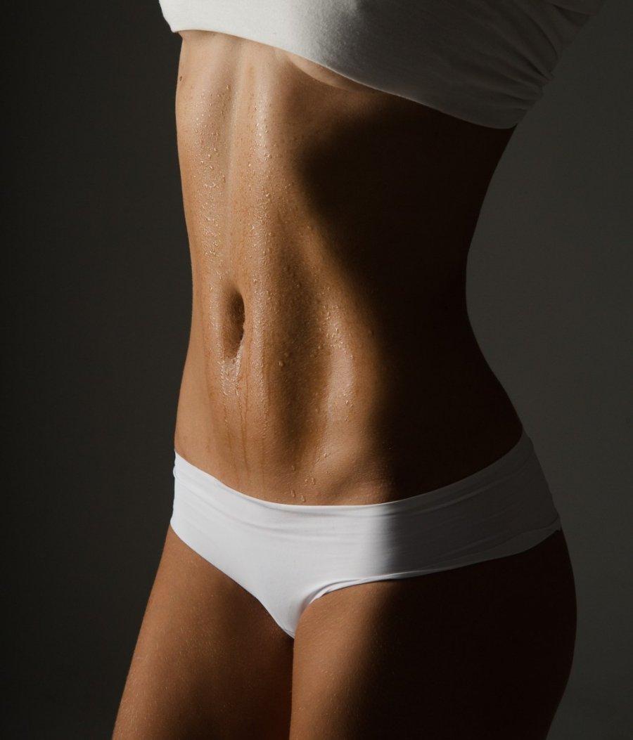 жир на животе талии избавиться