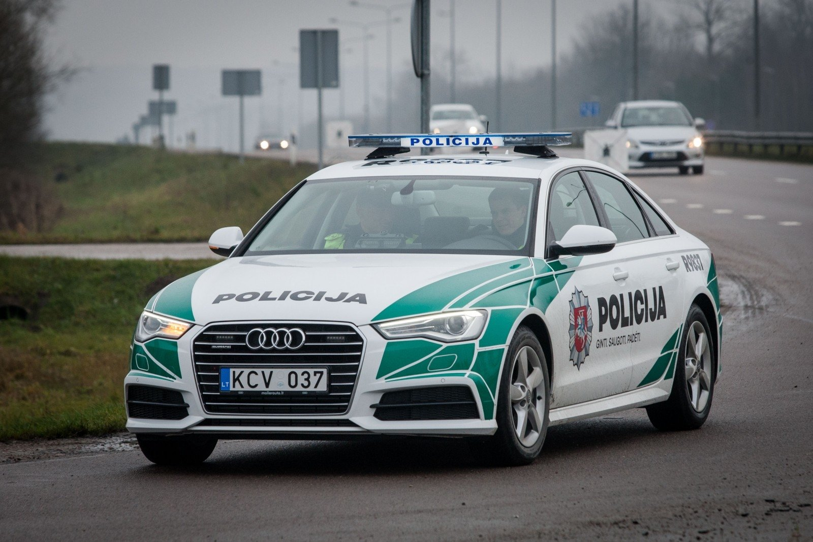 Lithuanian Interior Ministry to assess police reform in