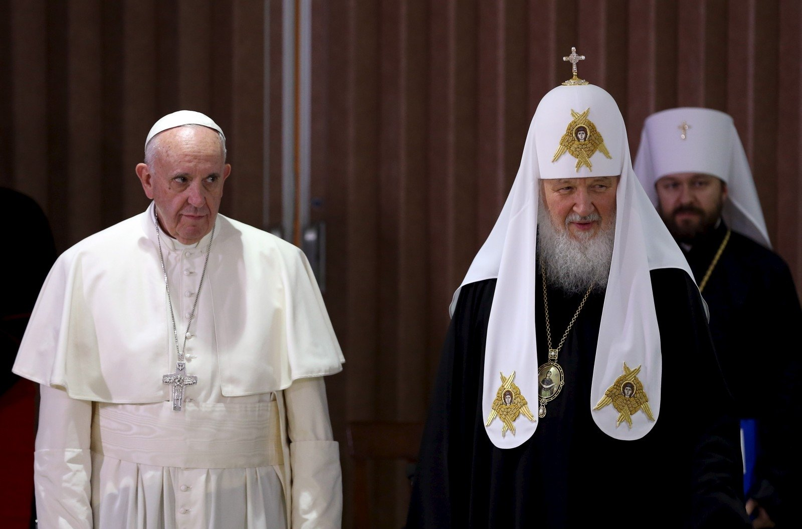 The Pope and the Patriarch: Russia's search for the right