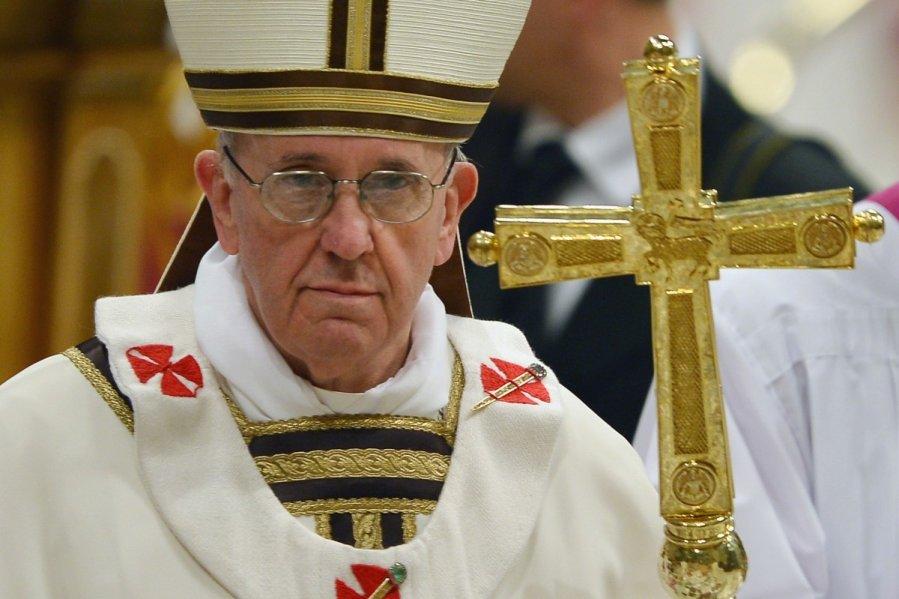Прикольные картинки о папе римскому, косметички картинки ружье