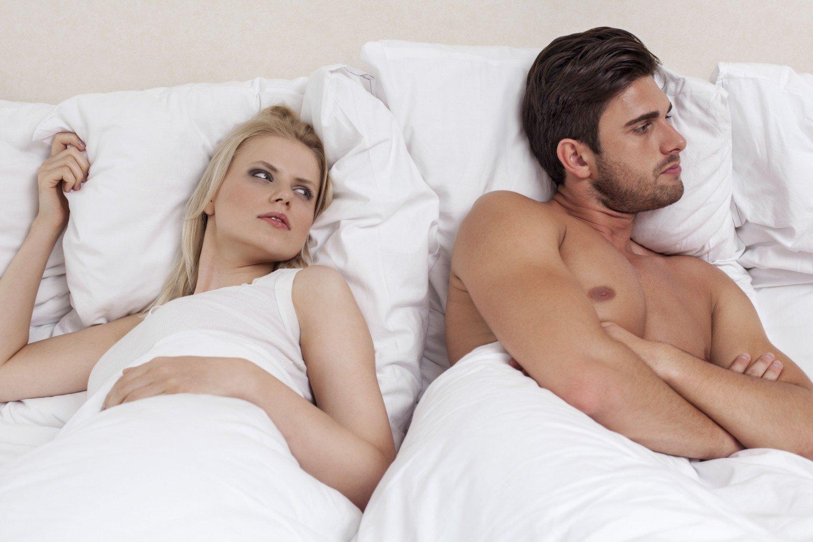 ką daryti moteriai, kad būtų erekcija