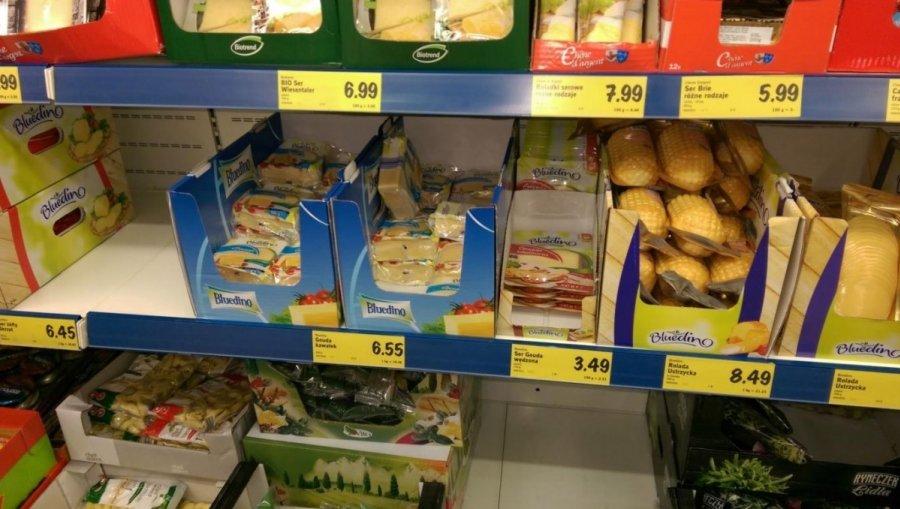Cukraus kaina lenkijoje