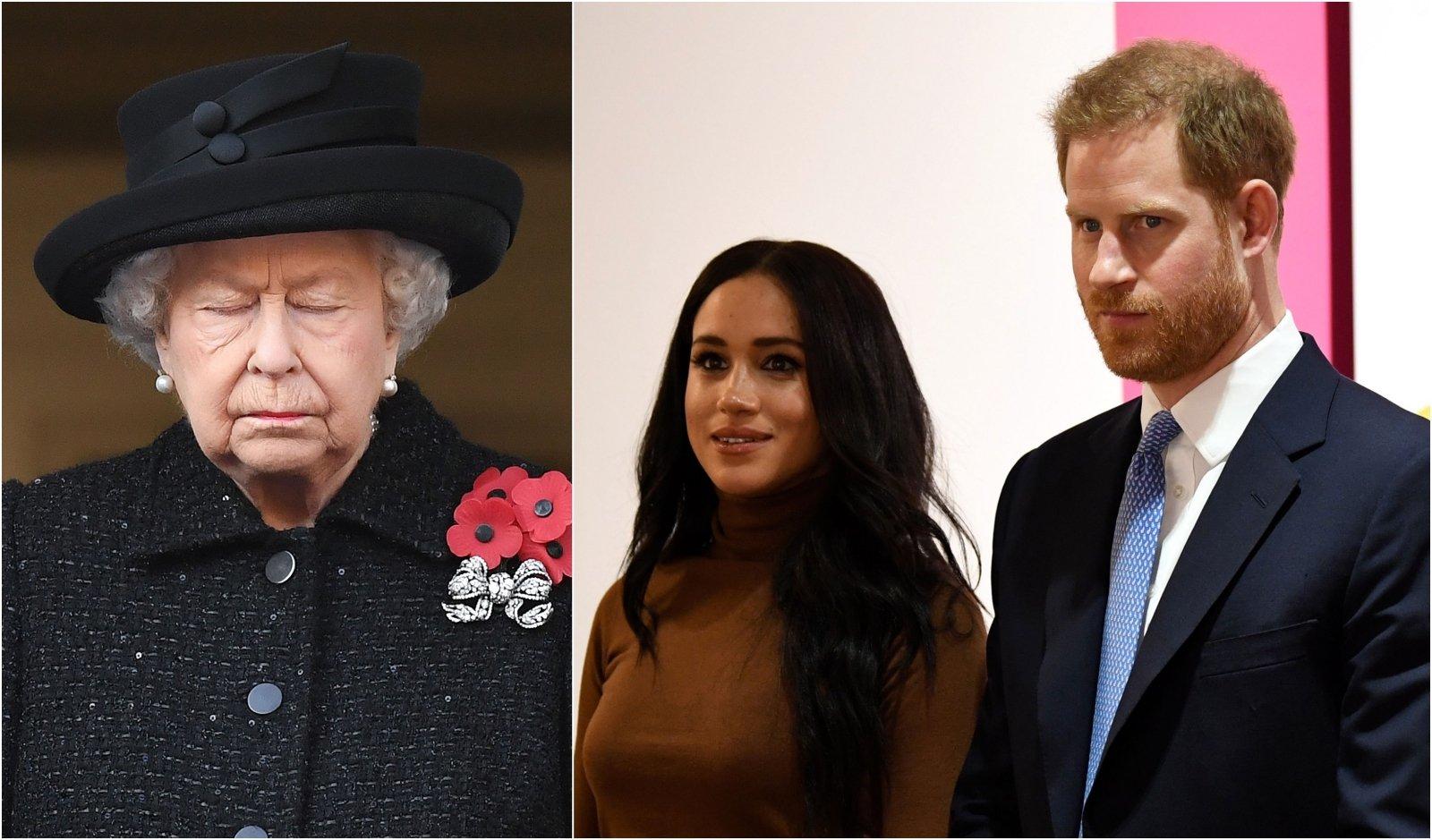 Принц Гарри и Меган Маркл прекратят использовать титулы Его и Её Высочеств