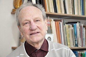Profesorius Jurgis Vanagas. Stanislovo Kairio nuotrauka