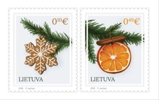 Kalėdiniai pašto ženklai