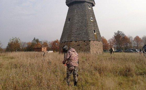 Radviliškio apylinkėse ieškota pergalės prieš bermontininkus ir Saulės mūšio pėdsakų