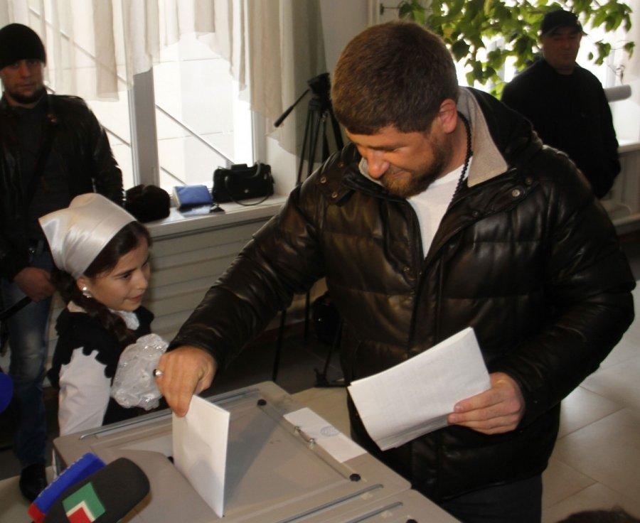 Избирком Чечни принял решение отказаться откамер видеонаблюдения навыборах 18сентября