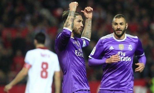 «Реал» и«Севилья» разыграют путевку вчетвертьфинал— Репетиция воскресной дуэли