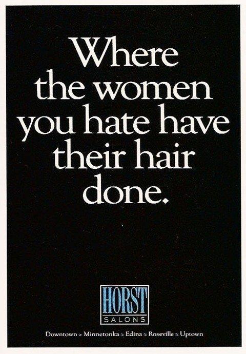 Kam tas vaizdas: 12 garsių reklamų, kurios komunikuoja vien žodžiais