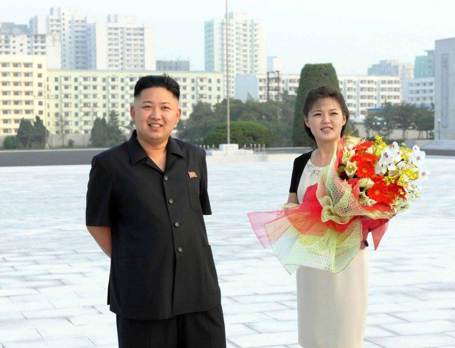 тем семья ким чен ына фото скорее всего просто