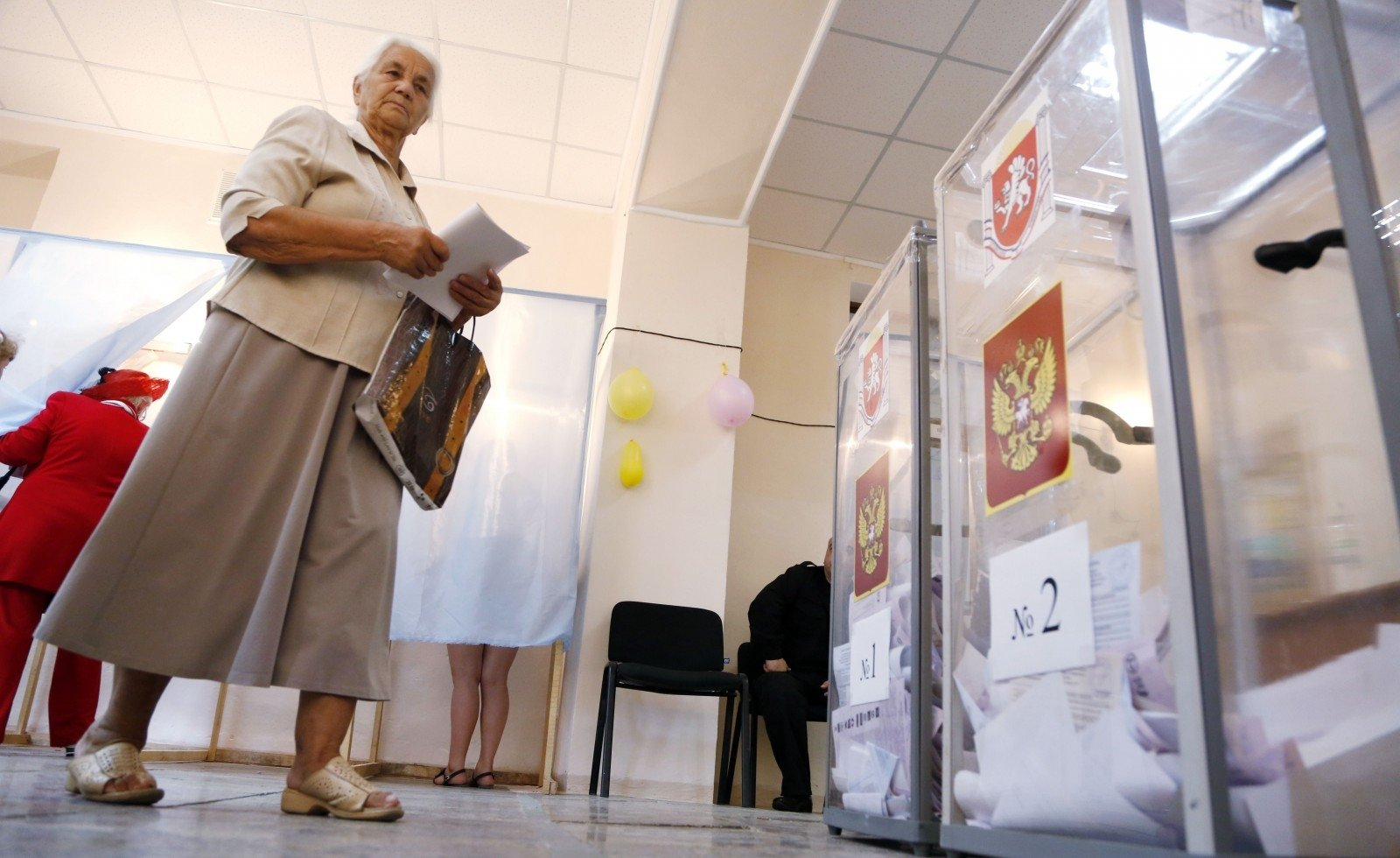 Генпрокуратура Украины завела дело из-за проведения голосования вКрыму