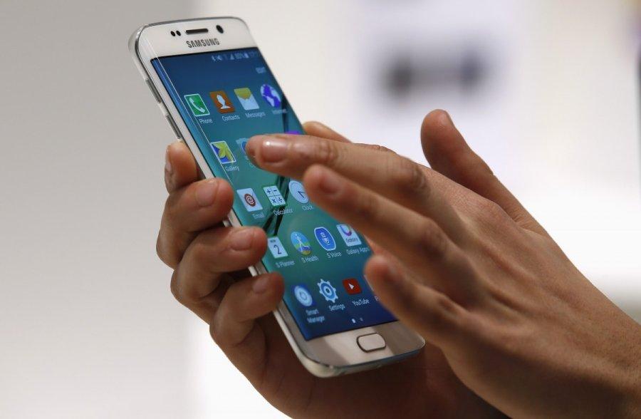 Samsung galaxy s6 lietuvoje