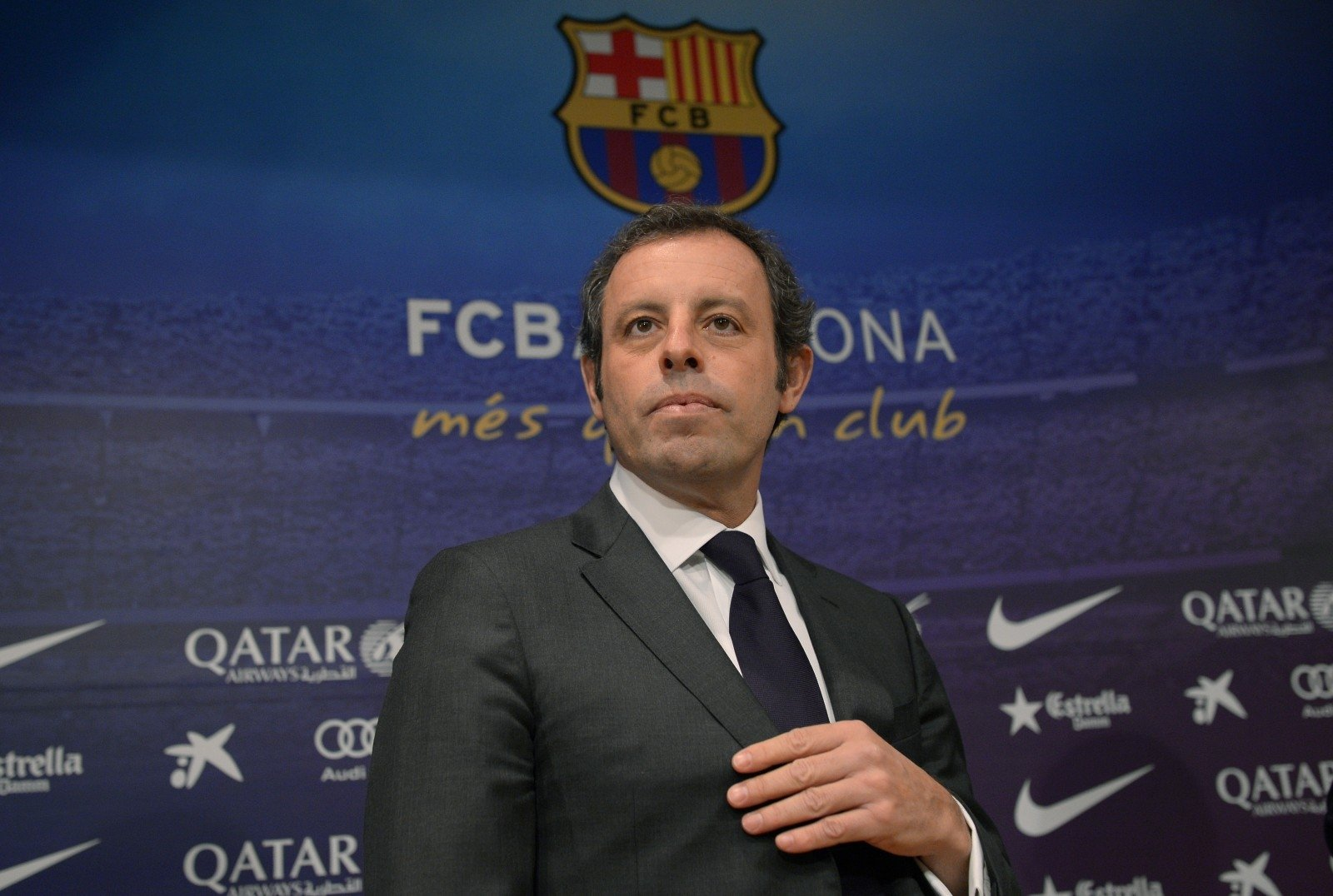 Экс-президент «Барселоны» схвачен поподозрению вотмывании €15 млн