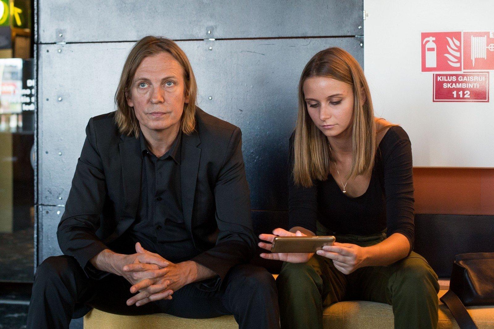 ВЛитве артистка обвинила кинорежиссера вдомогательствах