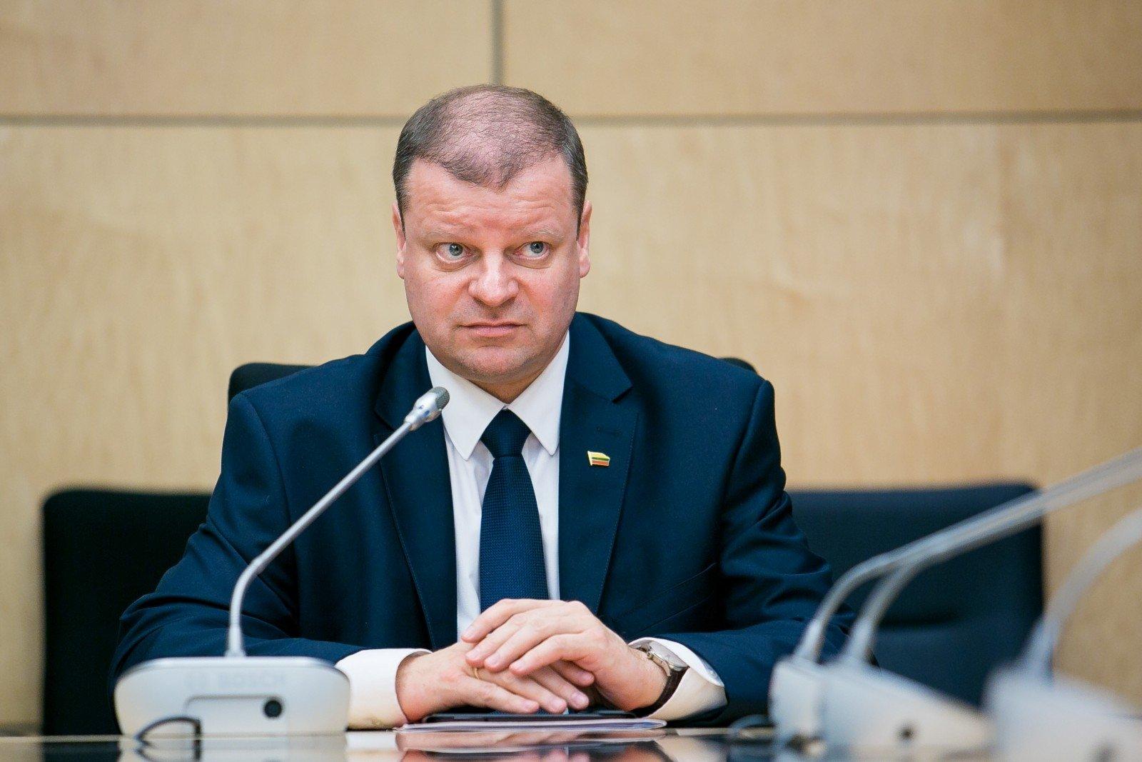 Премьером Литвы стал экс-глава МВД Сквернялис