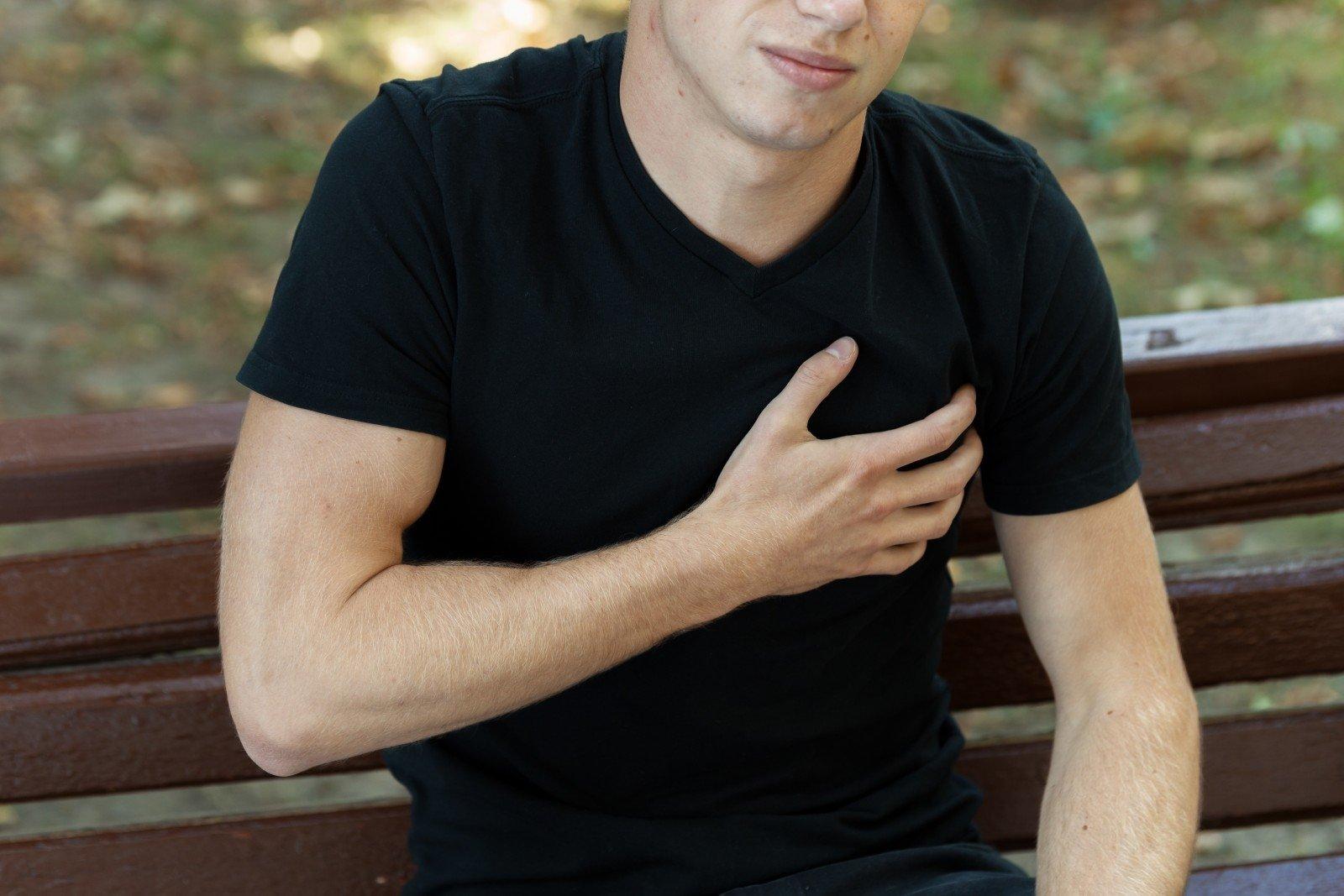 hipertenzija koks širdies ritmas)