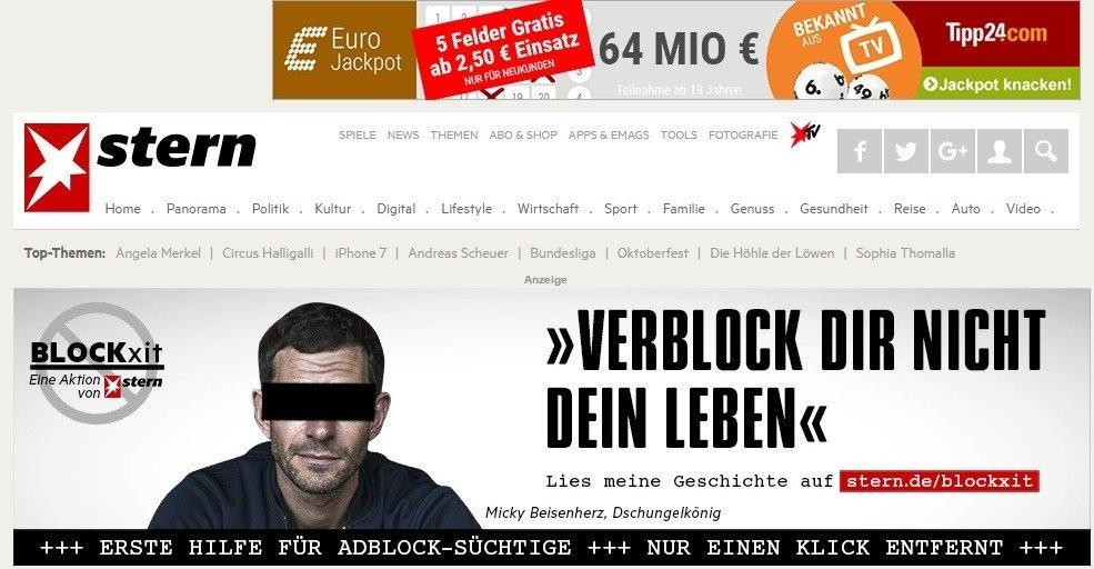 Geras ženklas rinkai: reklamos blokuotojų nebedaugėja