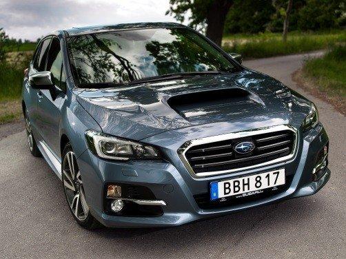 """Subaru Levorg"""