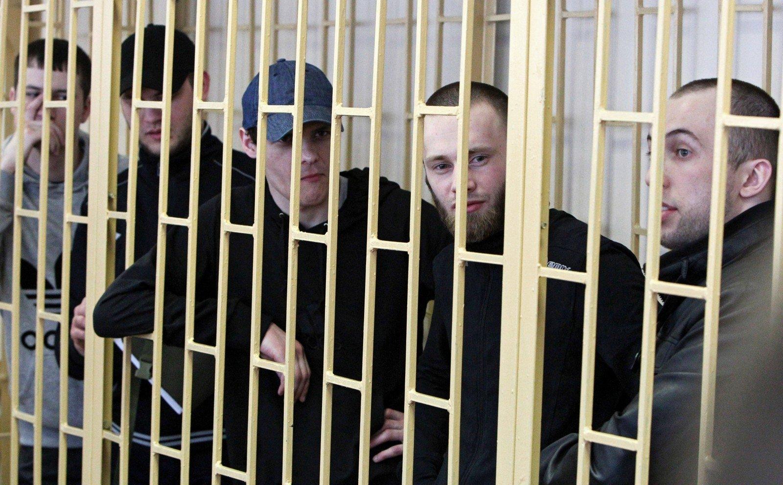 «Приморские партизаны» приговорены к долгим срокам заключения?