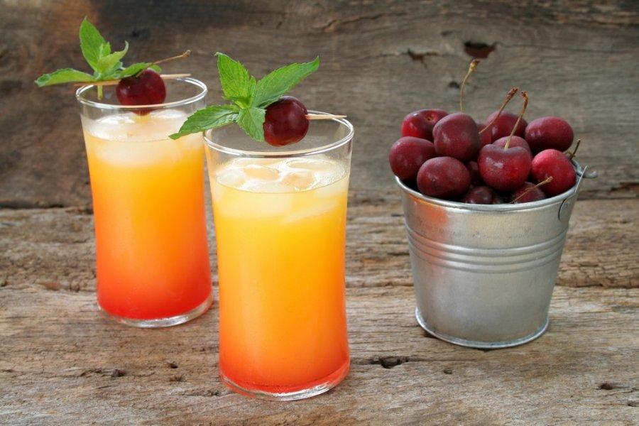 Alkoholiniai gėrimai receptai