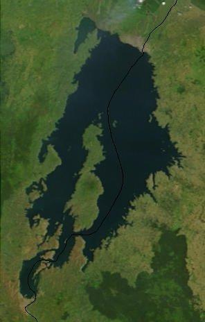 Tragedija prie Nioso ežero/WikimediaCommons/Scanpix asociatyvi nuotr.