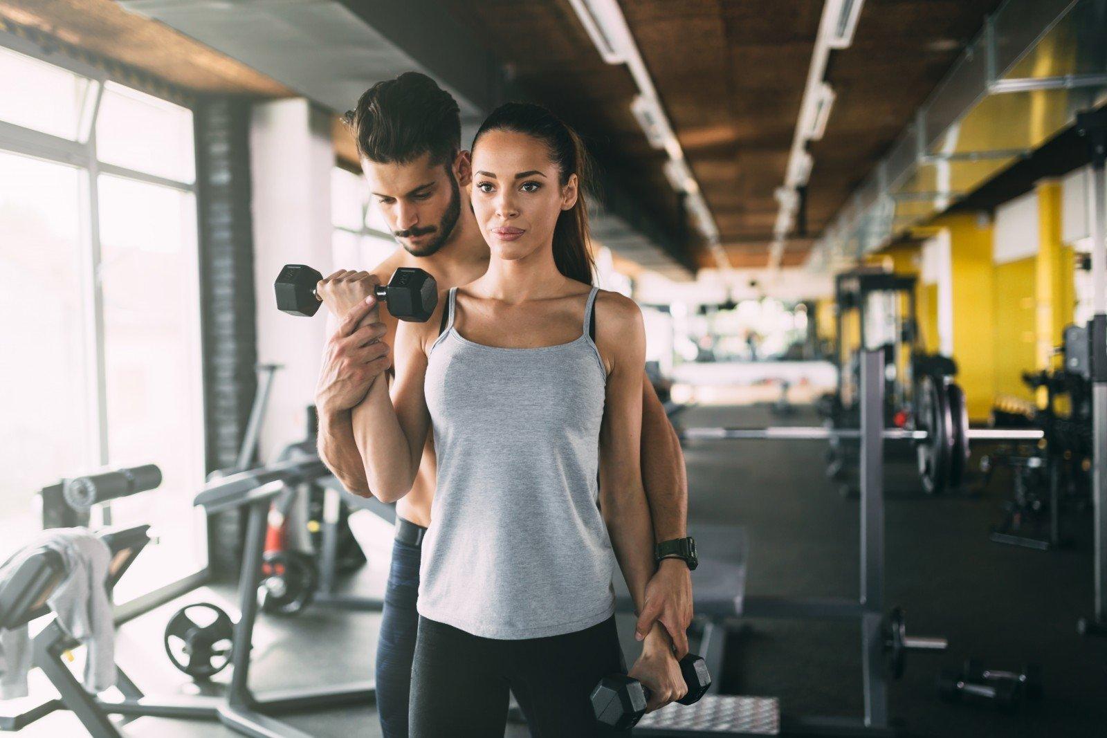 svorio treniruočių nauda širdies sveikatai