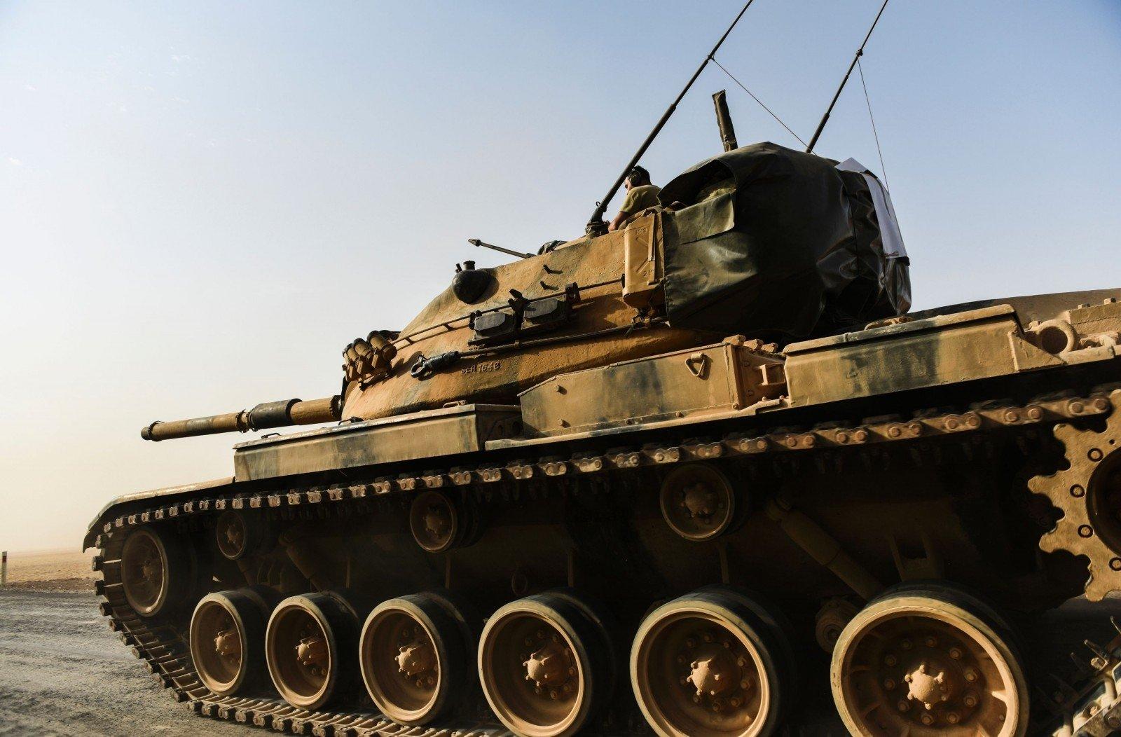 СтолицуРФ встревожила военная операция Турции вСирии