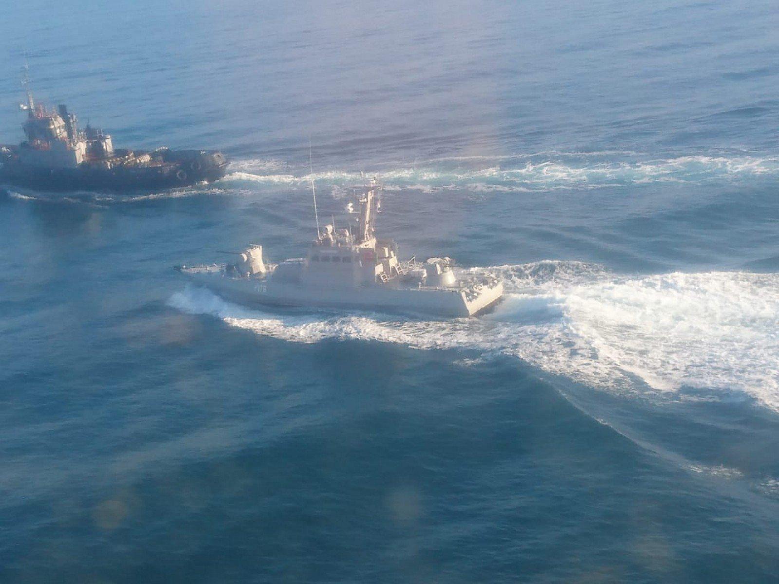 В ФСБ исключили украинские корабли из числа вещественных доказательств - СМИ
