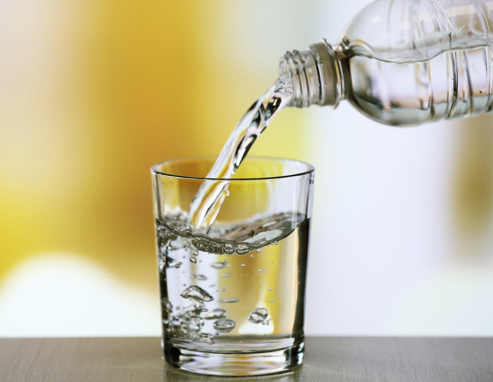 ar galima gerti vandenį nuo hipertenzijos