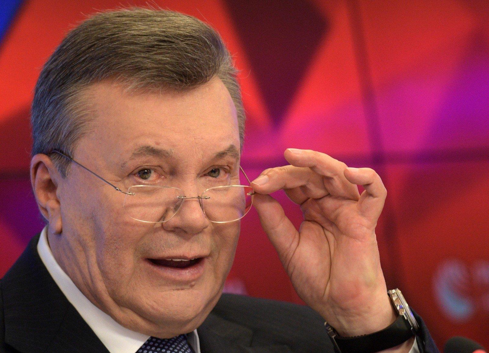 Янукович мог получать деньги через счет Swedbank вЛитве