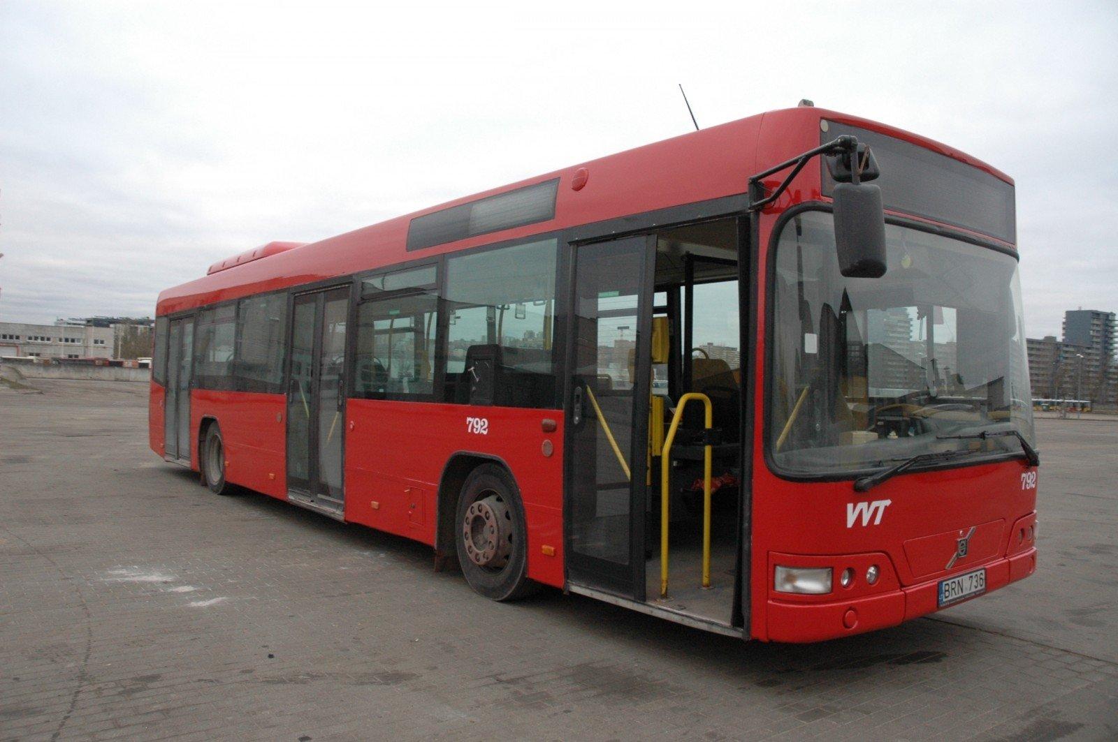 Vilniaus miesto autobusu fotogalerija 58