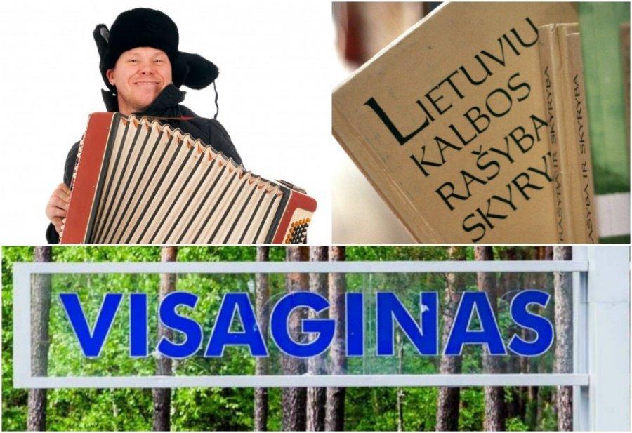 Висагинас: миссия - вырваться из этнической изоляции. Читать дальше. visag