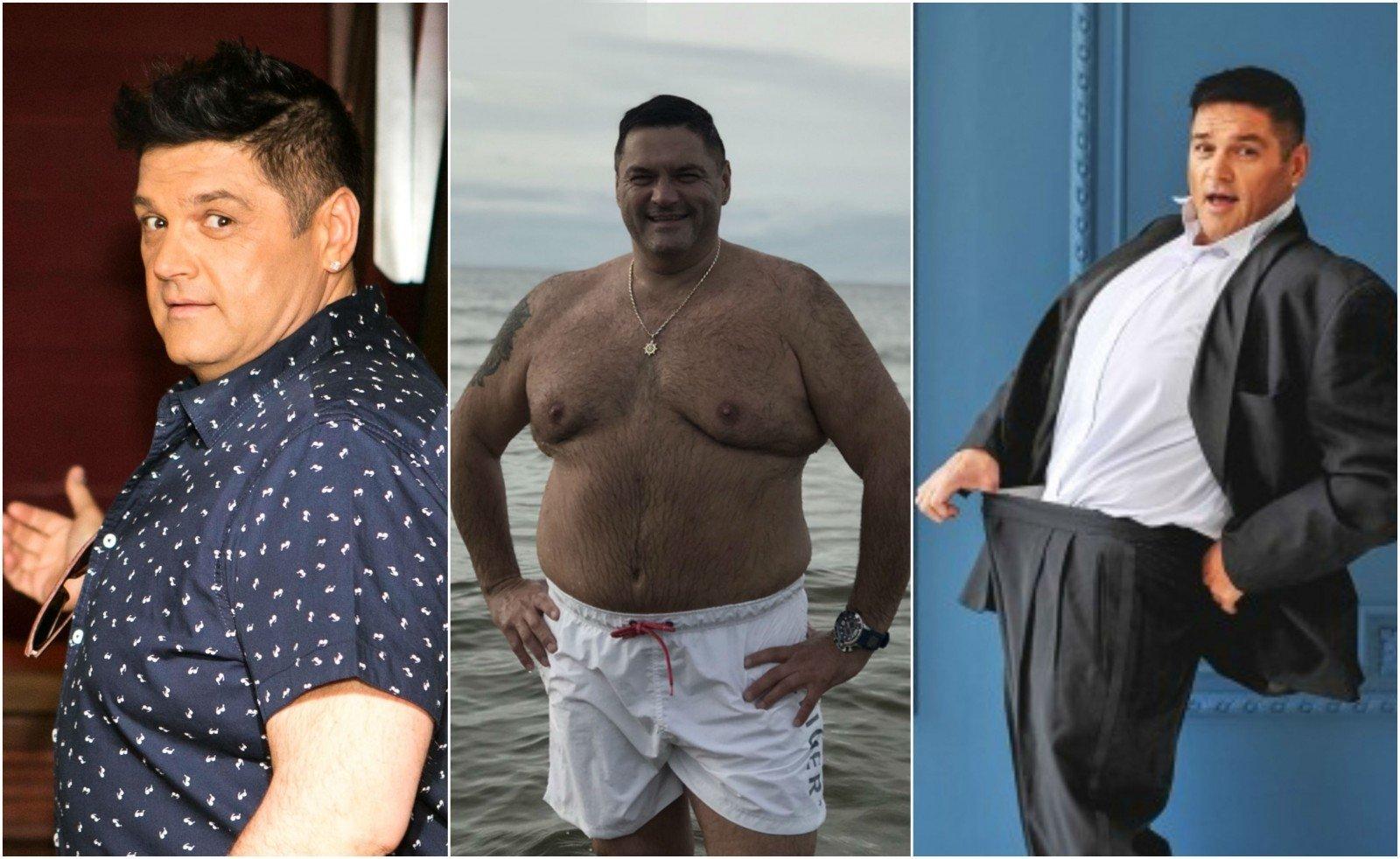 7 kg svorio per 1 savaitę