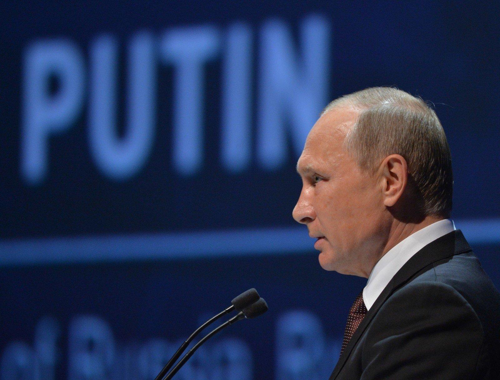 Путин призвал регионы снизить затраты напрофессиональный спорт