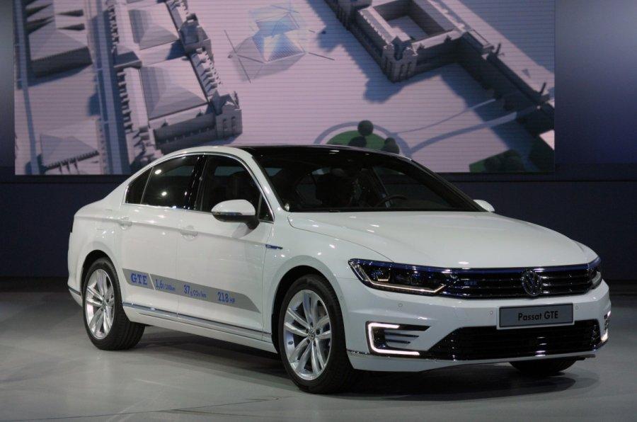 Volkswagen Pat Gte