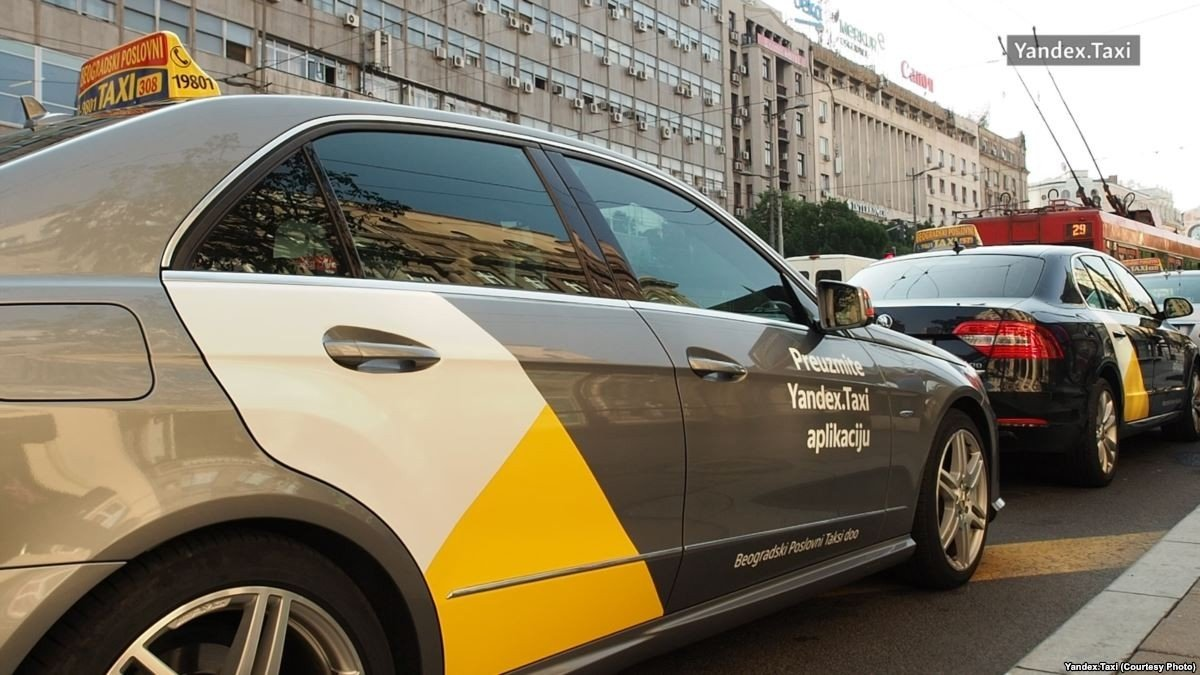 Yandex Taxi says it keeps to data protection rules, ready for checks