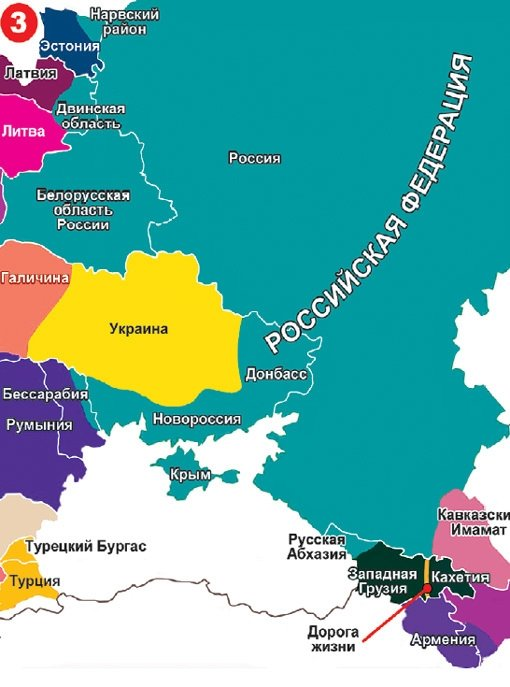Kaip rusai įsivaizduoja Europą 2035 metais?