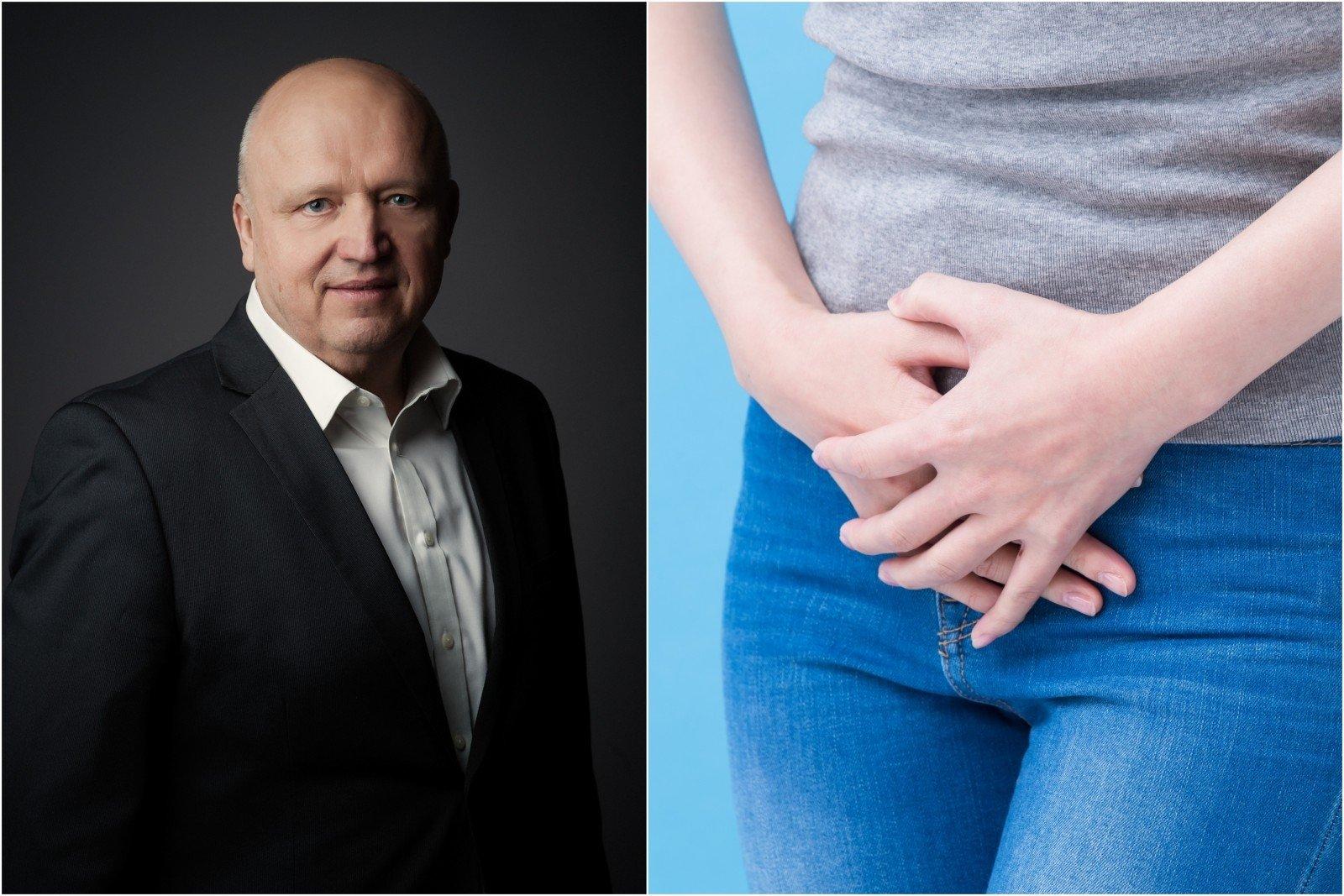 moteriškų hormonų poveikis varpai