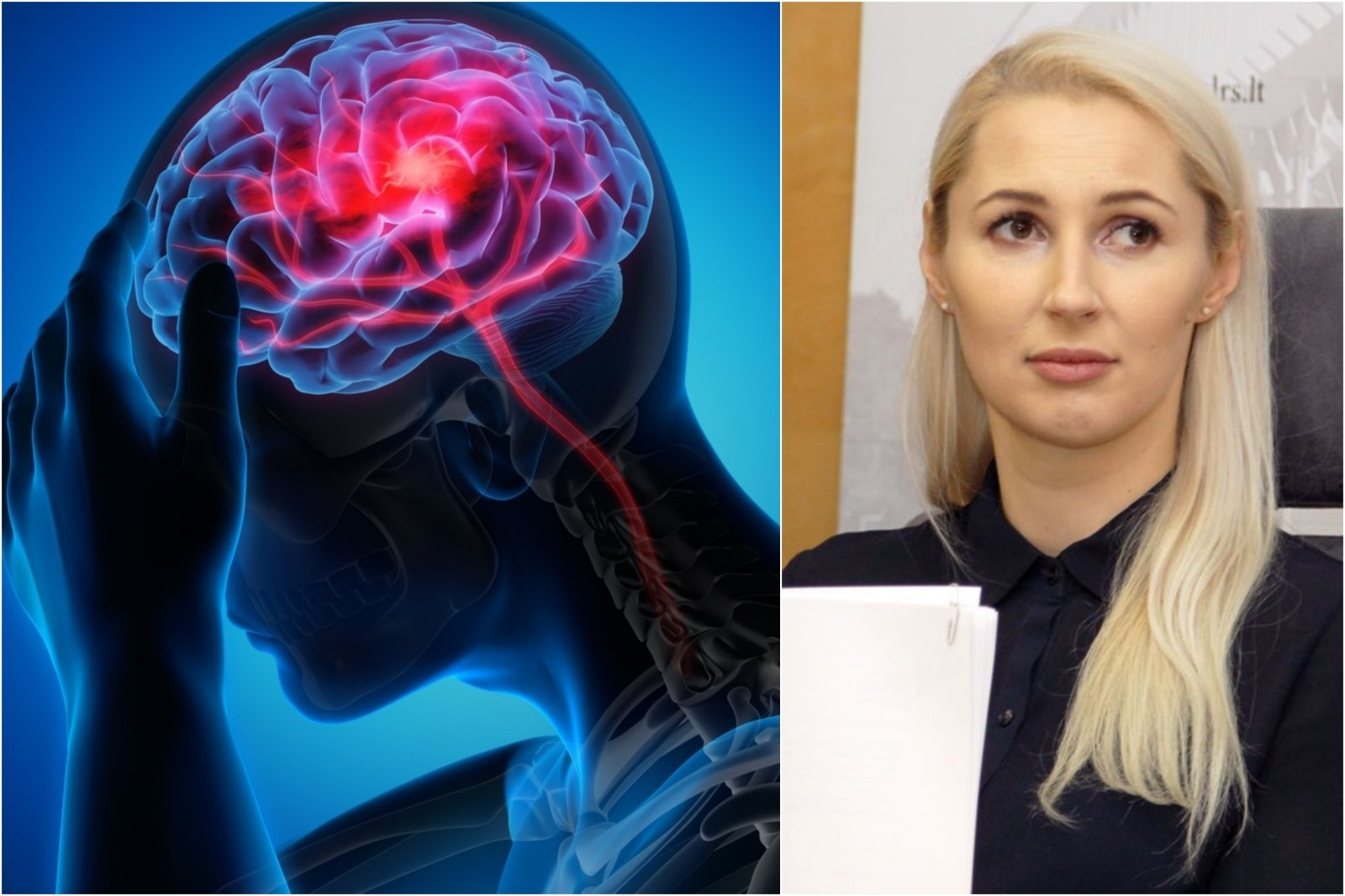 hipertenzijos galvos skausmas