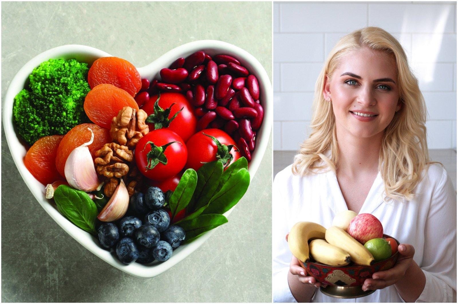 kaip netinkama mityba ir nutukimas gali paveikti širdies sveikatą
