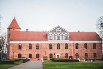 <span>Raudondvario dvaro pilies kompleksiškas pritaikymas turizmo reikmėms</span>Projekto vykdytojas: Kauno rajono savivaldybės administracija