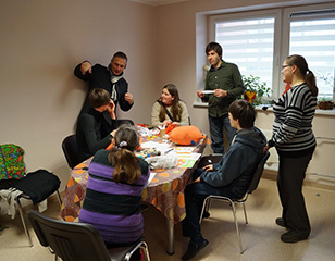 <span>Tobulėjančios socialinės paslaugos Panevėžyje</span>Projekto vykdytojas: Panevėžio miesto savivaldybės administracija